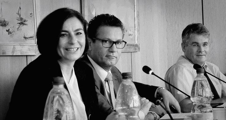 Soho Pressekonferenz