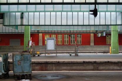 Stuttgart HBF alt