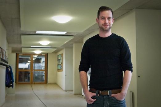 Sebastian Heck - Schulsozialarbeiter