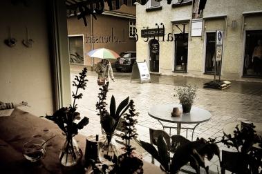 Cafe nostalgisch