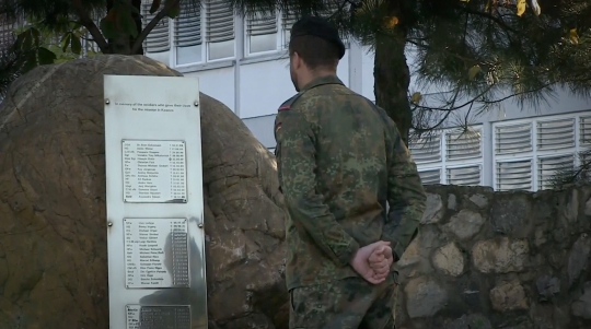 Einsatz im Kosovo