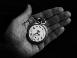 Die Zeit läuft